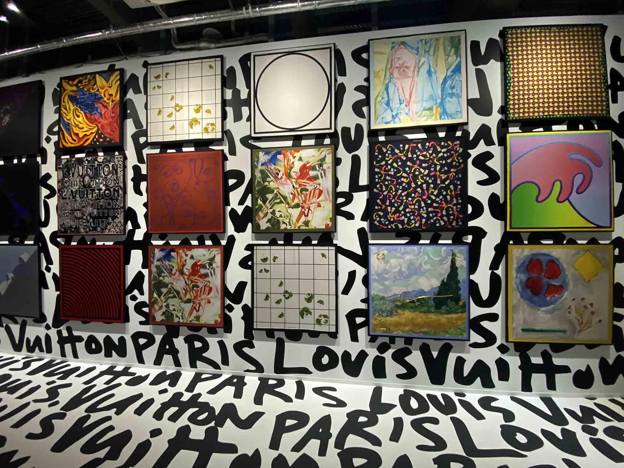 Luis Vuitton& 展示会